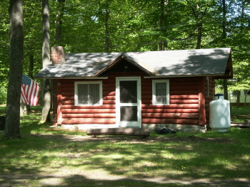 cricket cabin rental